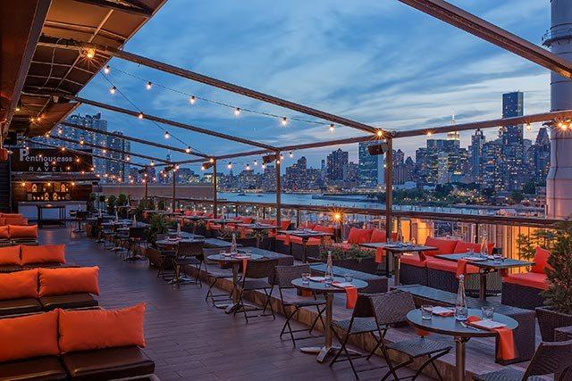 Penthouse 808 at Ravel Hotel Long Island City