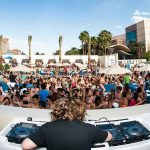 when do pool parties close in Vegas