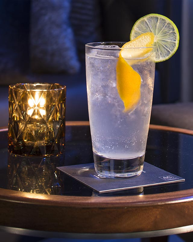ACGT at Gin + Collins at AC Hotel Miami Beach