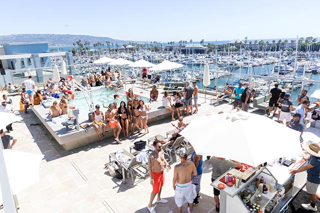 The 6 Best Pool Parties Happening In La This Summer Thirsty