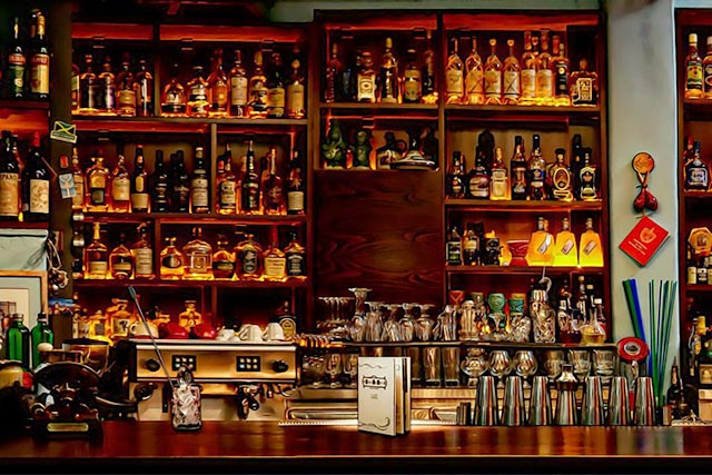 Baba Au Rum Athens Greece