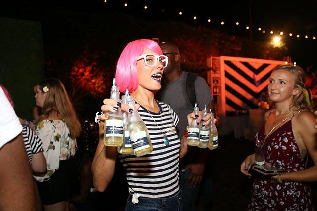 Bacardí Portfolio Party - St. Germain Bottled Cocktails - Tales of the Cocktail 2017