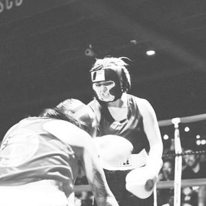 Bartender Boxing Cazadores NOLA