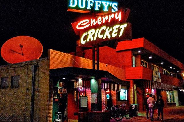 Cherry Cricket Cherry Creek