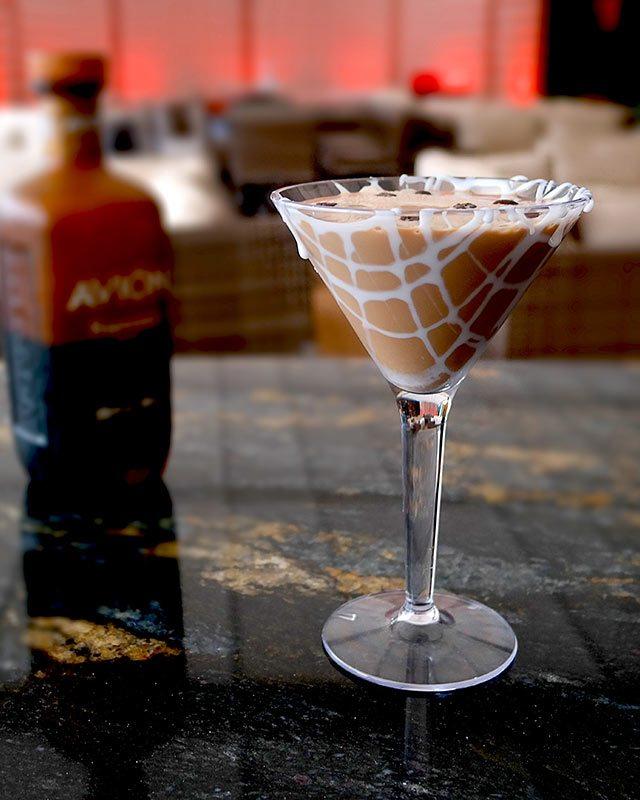 Espresso cocktail at E11