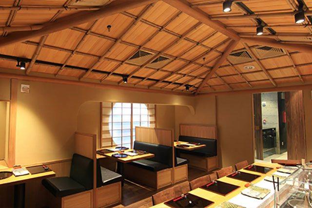 Free Sake and Wine Pairing for Tempura Matsuis Second Anniversary