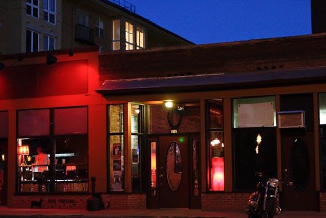 Horseshoe Lounge Downtown Denver