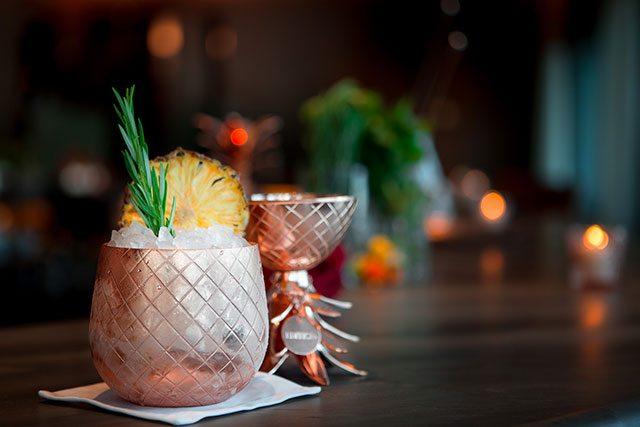 The Pineapple at Matador Bar