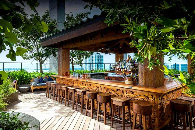 Head to These 7 Miami Rooftop Bars for Cocktails With a View