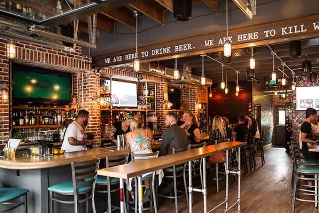 Occidental Bar Denver