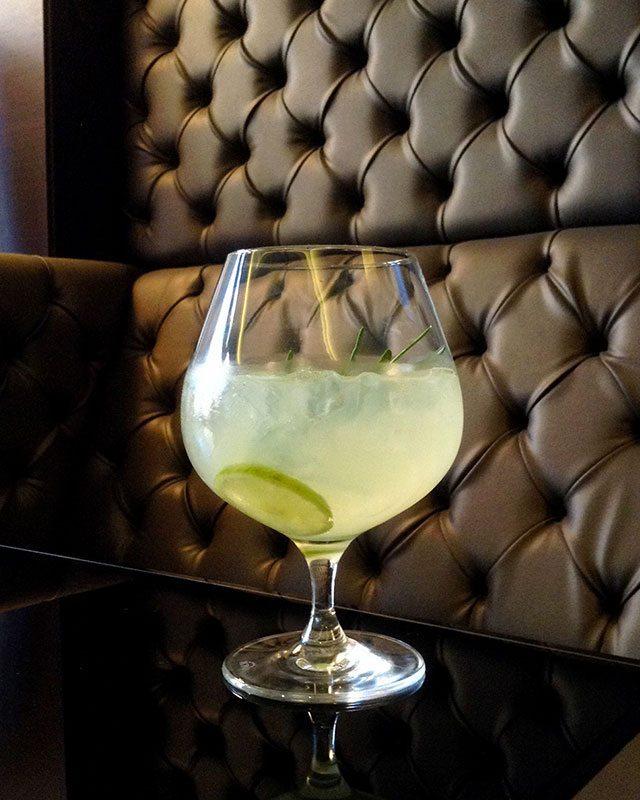 Prescribed Gin & Tonic at Gin + Tonic at AC Hotel Miami Beach