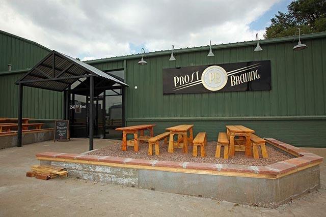 Prost Brewery Denver