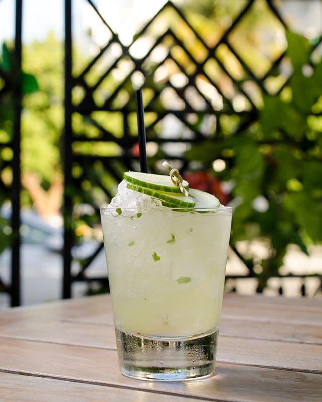 Sensei Serenity Cocktail Doa Miami