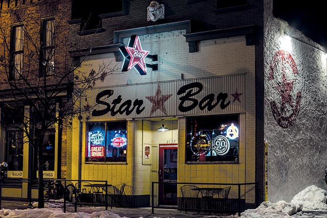 Star Bar Larimer Street Denver
