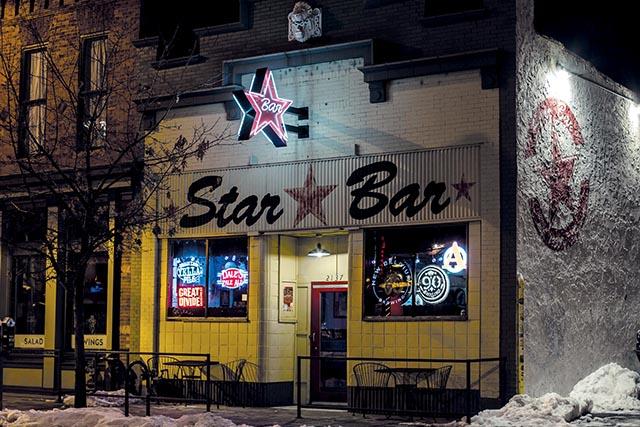 Star Bar Larimer Street Denver