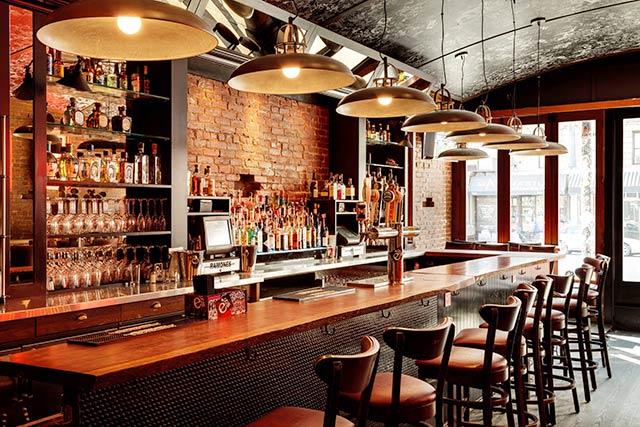 Summer Cocktails Brunch at E's Bar
