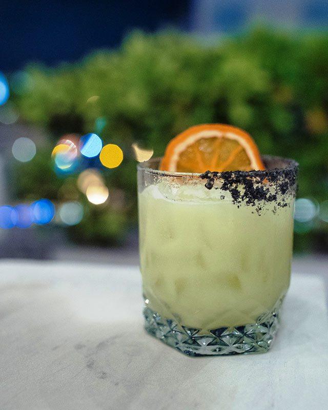 Pancho and Lefty cocktail at Townhouse Miami