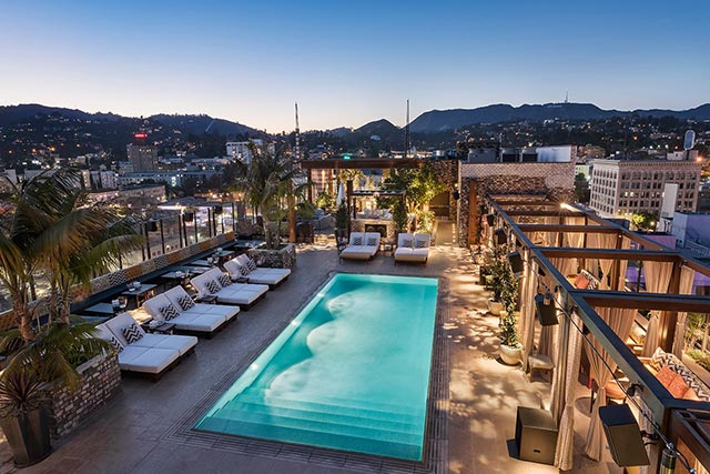The 6 best pool parties happening in la this summer thirsty - Best hotel swimming pools in los angeles ...