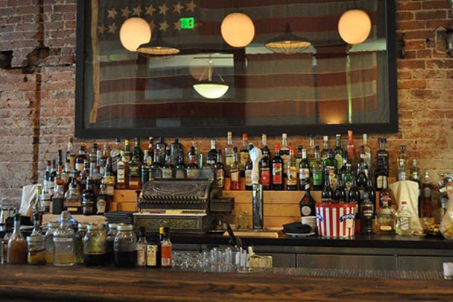 Union Lodge No 1 Cocktail Bar Denver