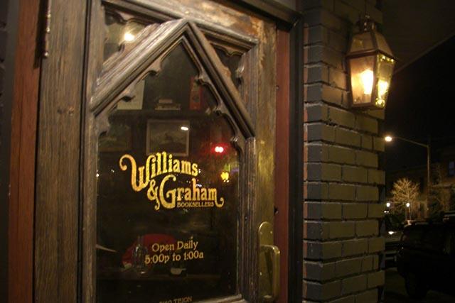 William and Graham LoHI Denver