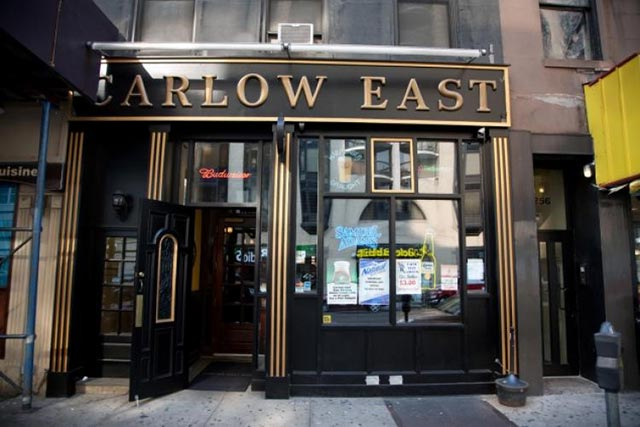 Carlow East Bar NYC Seattle Seahawks Bar