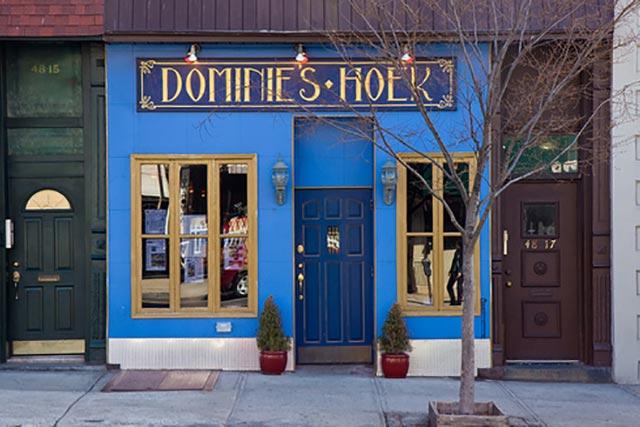 Dominies Hoek Long Island Where to Drink LIC