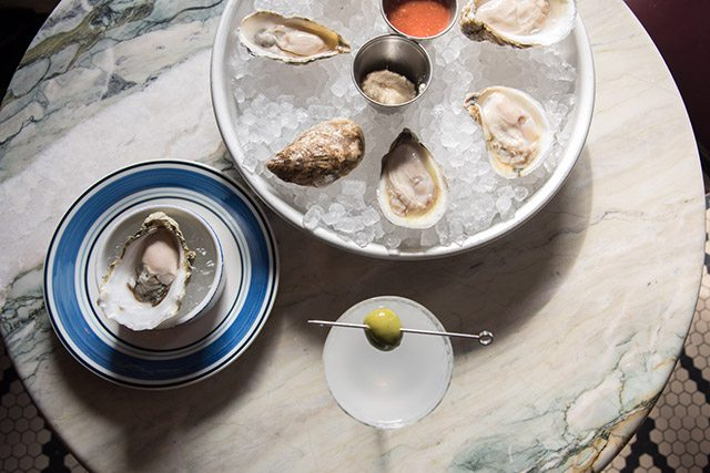 Superb Cocktails at Good Oysters at Seaworthy New Orleans