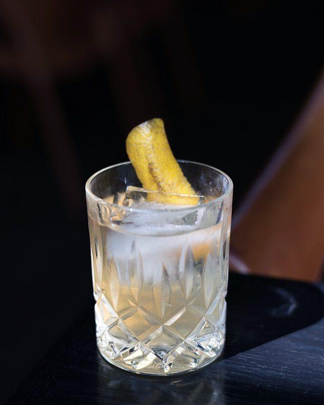 The NoMad Cocktail at Black Barn Restaurant NoMad
