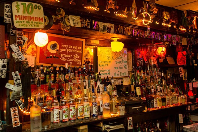 The Saint Bar New Orleans
