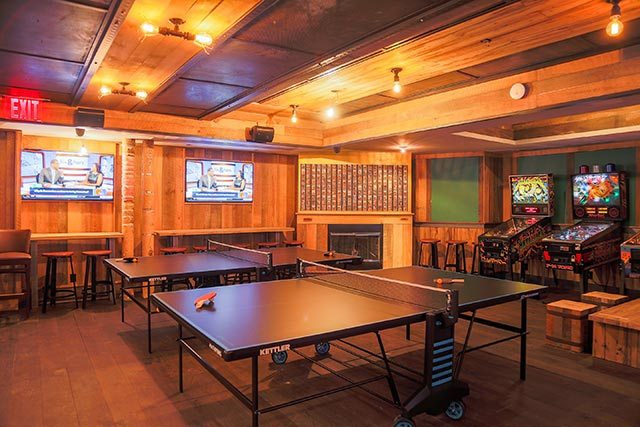 Treadwell Park Restaurant Beer Bar and Ping Pong