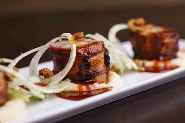 bacon-wrapped-maple-leaf-farms-duck-breast