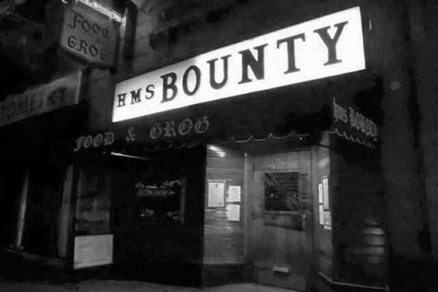 HMS Bounty KTown Dive Bars LA