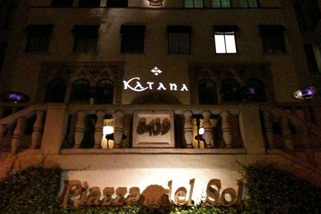 Katana Robata and Sushi Sunset Strip - Where to Drink for World Sake Day LA