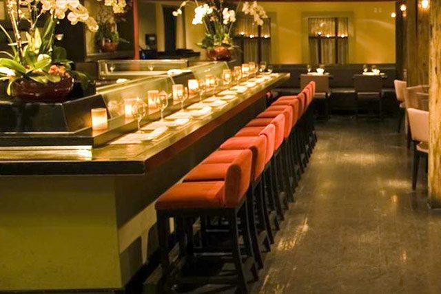 Koi Restaurant North La Cienega Blvd Los Angeles