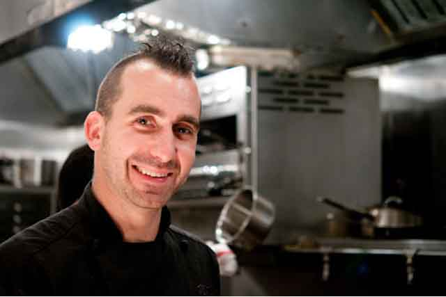Chef Marc Forgione