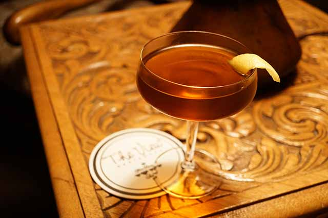 Mirror Lake Inn cocktails
