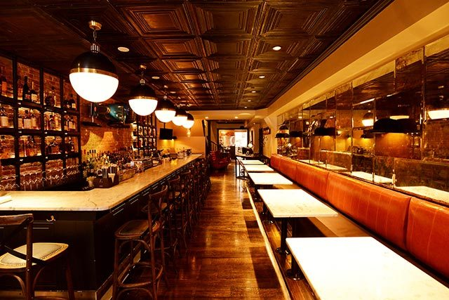 New Cocktail Menu at Tavern62 by David Burke