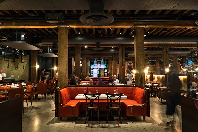 SUGARCANE raw bar grill Now Open