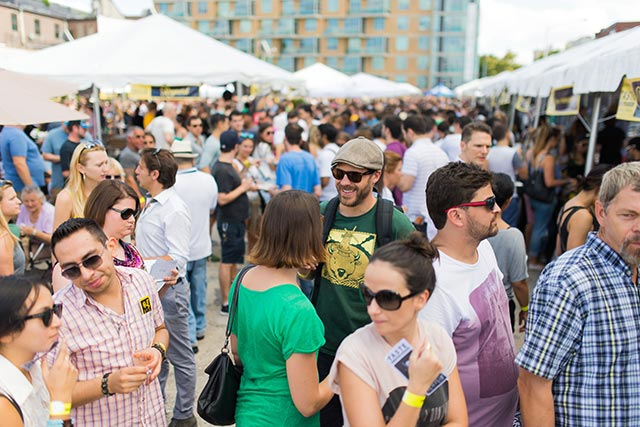 Taste of Williamsburg Greenpoint