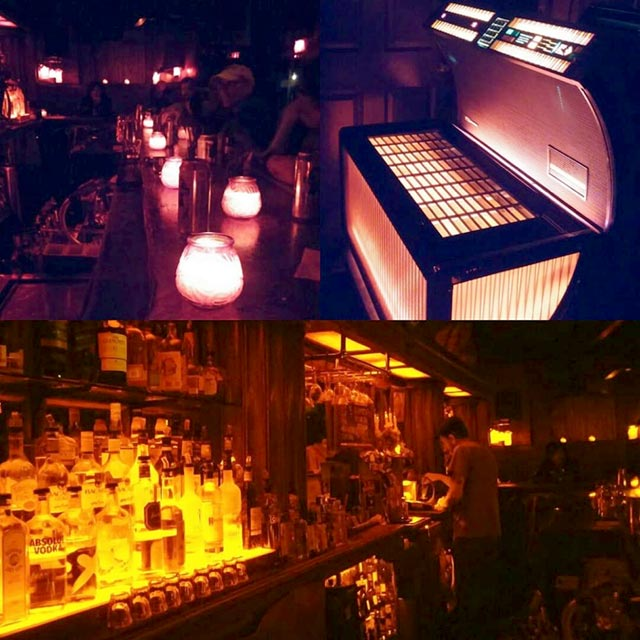 The Burgundy Room: Dive Bars of Los Angeles
