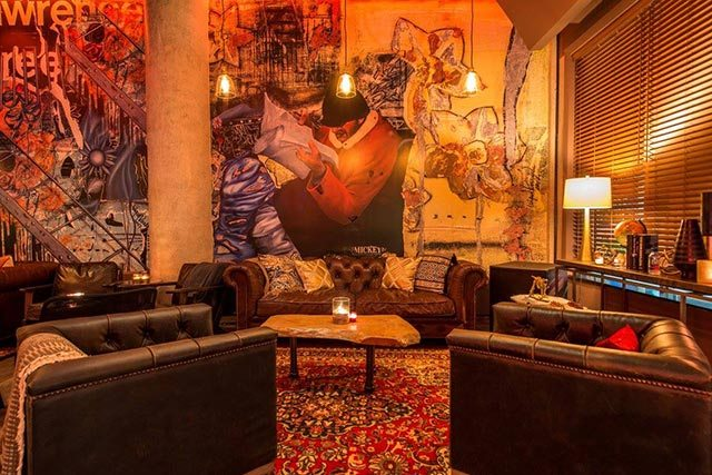 The Lounge at Jezebel Bar and Kitchen Miami