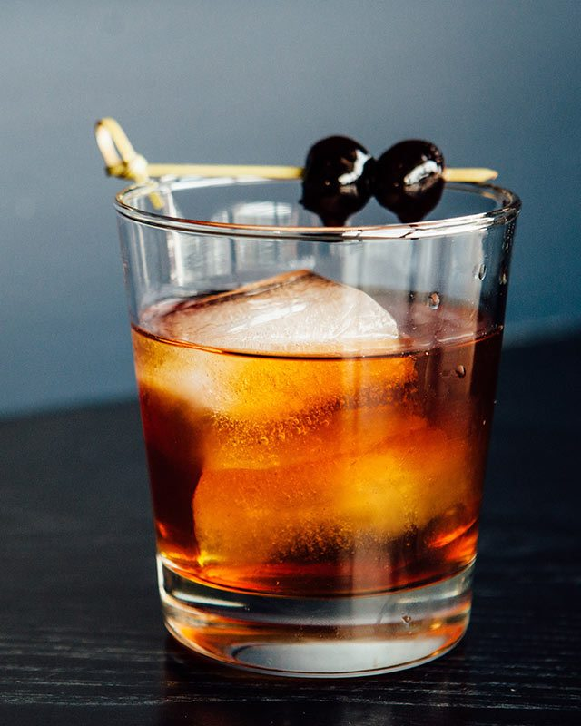 Walnut Manhattan at the Bellwether Los Angeles