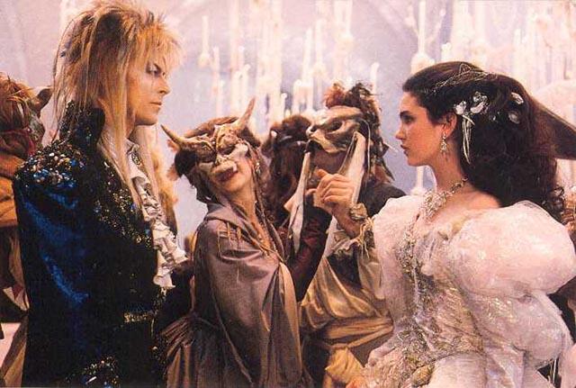 Cinespia Presents Labyrinth Masquerade Ball