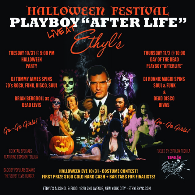 Halloween Festival at Ethyl's Alcohol & Food
