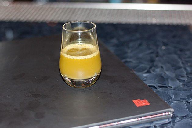Cocktails at Sen Sakana