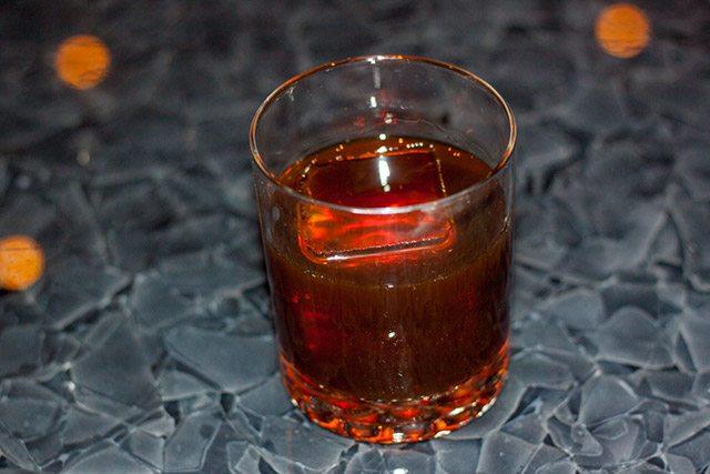 Japanese Whiskey Coffee Cocktails at Sen Sakana