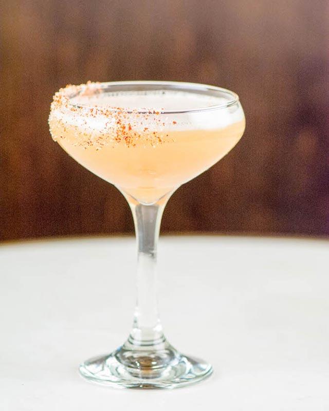 Tamarind Cocktail Petite Taqueria