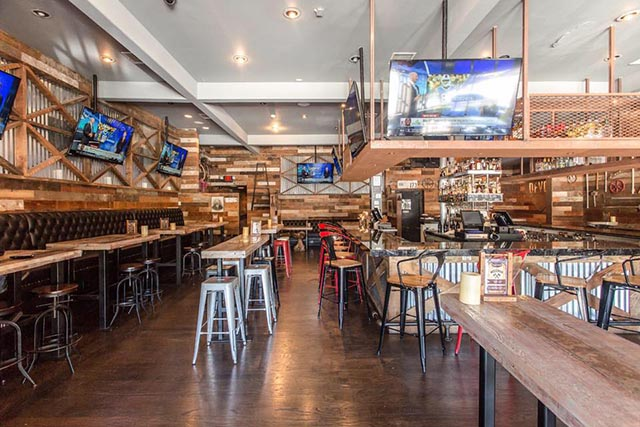 Woodman Bar