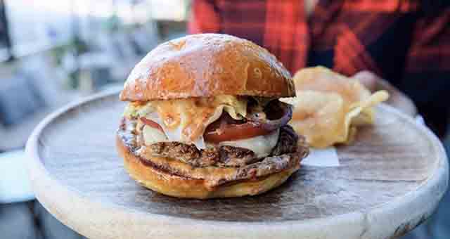 Esters burger