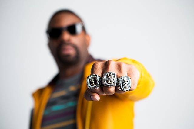 Miami Heat DJ Irie